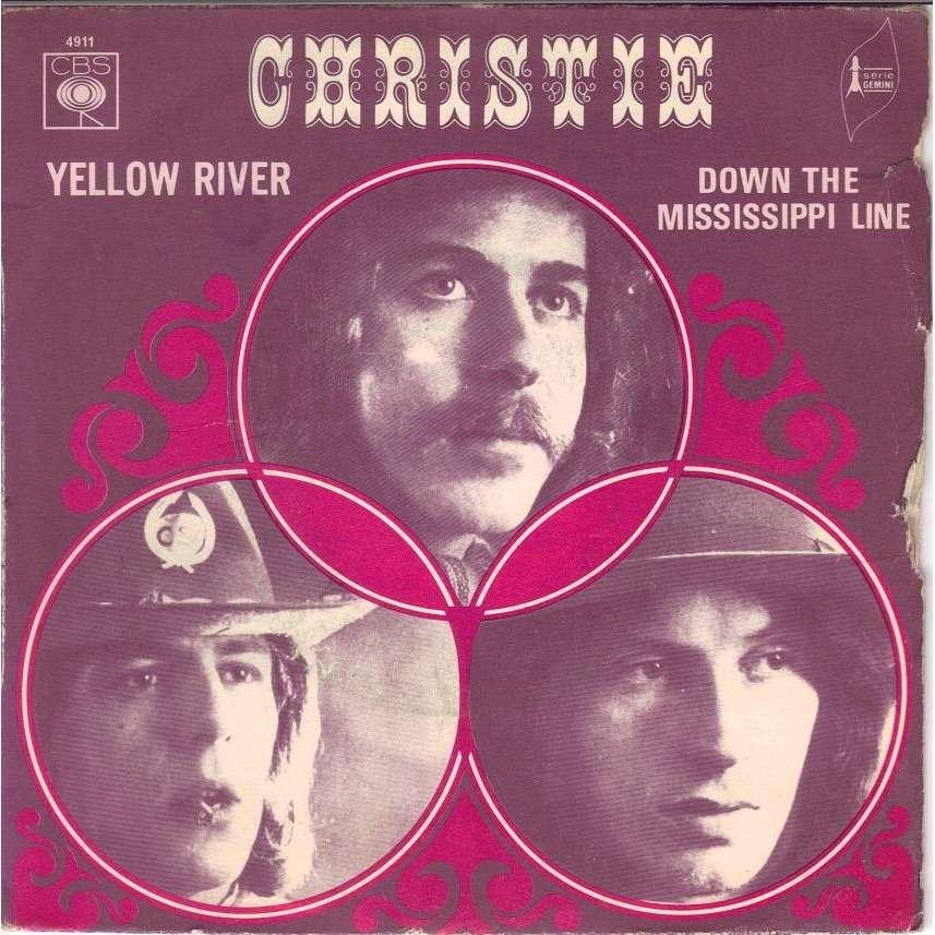 Christie yellow river