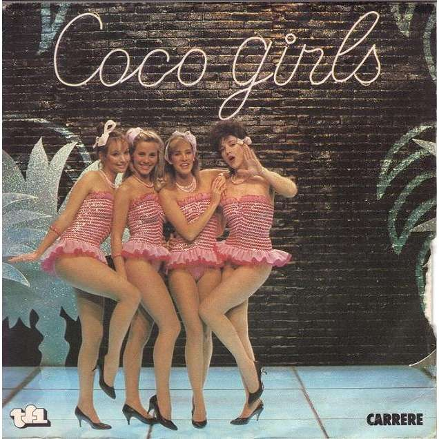 Coco Girls France By Coco Girls Sp With Jojovynile Ref