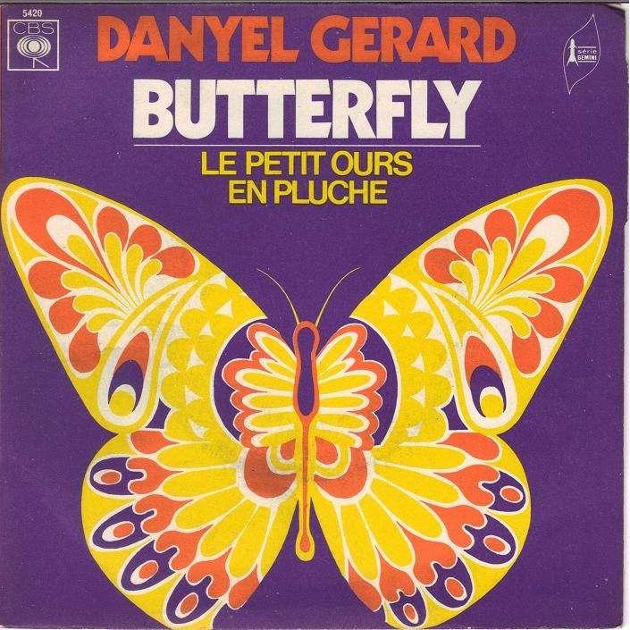 Butterfly Le Petit Ours En Peluche France By Danyel Gerard