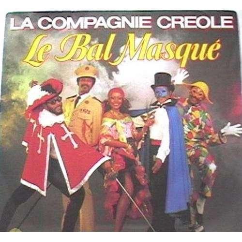 la compagnie creole au bal masqué