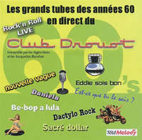 AIGLES NOIRS SOCQUETTES BLANCHES EN DIRECT DU CLUB DROUOT CD - JUKEBOXMAG.COM
