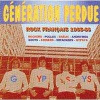 GENERATION PERDUE ROCK FRANÇAIS 1965-1966 CD - JUKEBOXMAG.COM