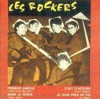 LES ROCKERS LES ROCKERS (45 TOURS) 45T (EP 4 TITRES) - JUKEBOXMAG.COM