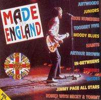 MADE IN ENGLAND VOL.2 BRITISH BEAT 1964-69 CD - JUKEBOXMAG.COM