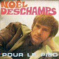 NOËL DESCHAMPS POUR LE PIED CD - JUKEBOXMAG.COM