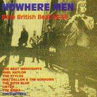 NOWHERE MEN RARE BRITISH BEAT 64-66 CD - JUKEBOXMAG.COM