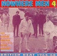 NOWHERE MEN 4 BRITISH BEAT 1964-68 CD - JUKEBOXMAG.COM