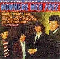NOWHERE MEN FREE BRITISH BEAT 63-68 CD - JUKEBOXMAG.COM