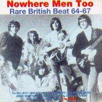 NOWHERE MEN TWO RARE BRITISH BEAT 64-67 CD - JUKEBOXMAG.COM