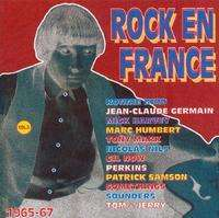 ROCK EN FRANCE VOL.3 CD - JUKEBOXMAG.COM