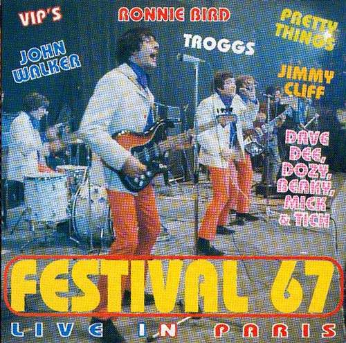 FESTIVAL 67 Live in Paris
