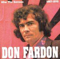 DON FARDON AFTER THE SORROWS CD - JUKEBOXMAG.COM