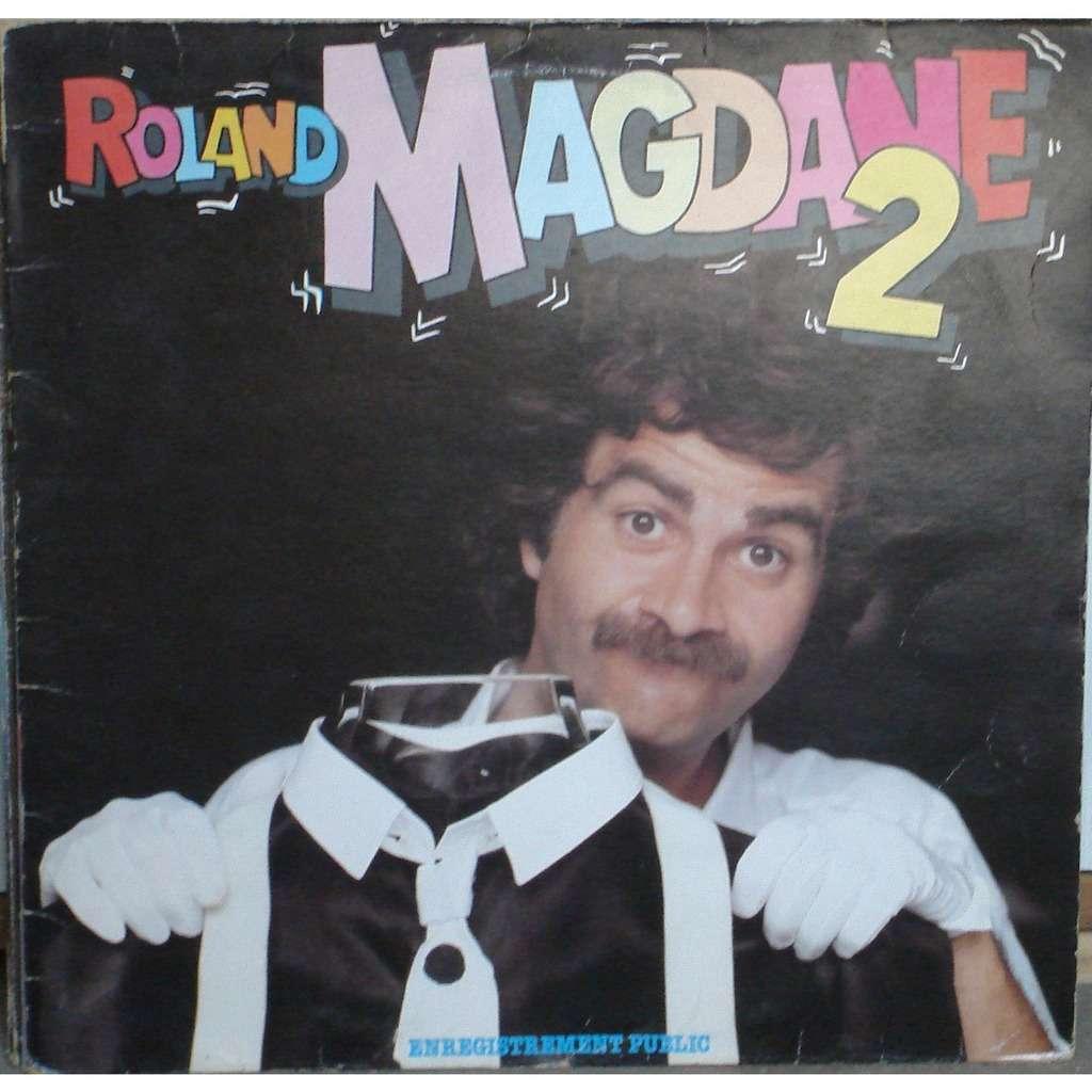 roland magdane (2) enregistrement public volume 2