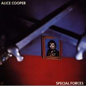 Alice Cooper Special Forces (incl. bonus - Look At You Over There, Ripping The Sawdust From My Teddybear