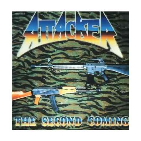 ATTACKER The Second Coming