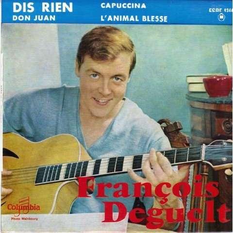 Deguelt Francois / Salvador Henri Dis rien