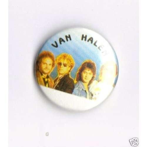 Van Halen Badge
