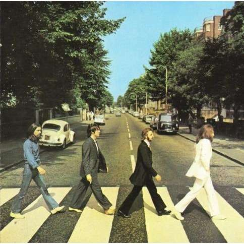 Beatles (The) Abbey road