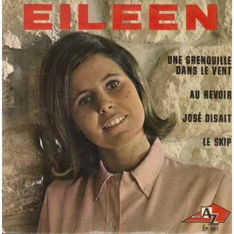 Eileen Une grenouille dans le vent