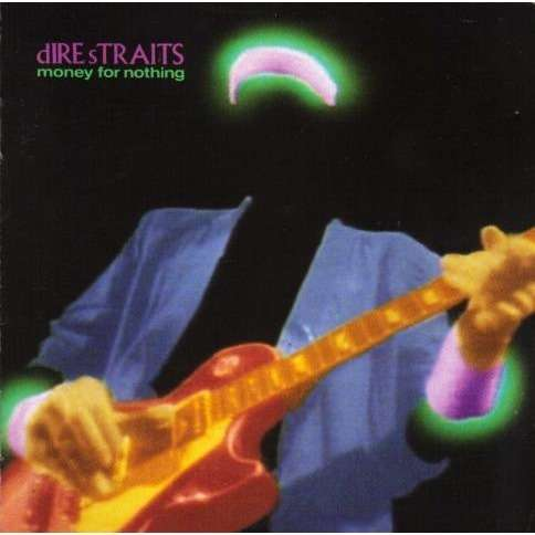 Money For Nothing By Dire Straits Cd With Kawa84 Ref