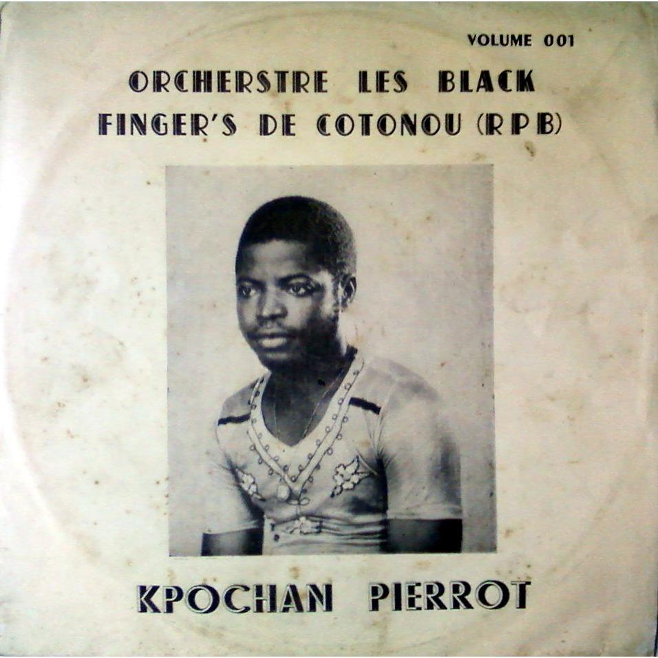 Orchestre les Black Finger's de Cotonou Kpochan Pierrot