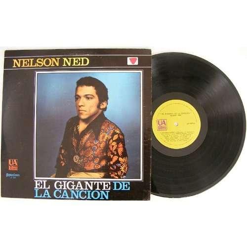 Nelson Ned [Venezuela LP] El Gigante de la Cancion - 10-track MONO LP