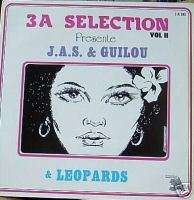J.A.S & GUILOU & LEOPARDS SAME