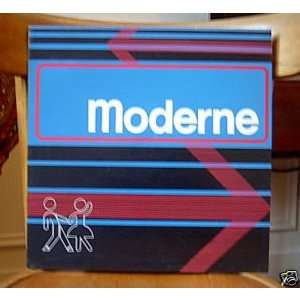 MODERNE ST ( MINIMAL SYNTH RARE MINT)