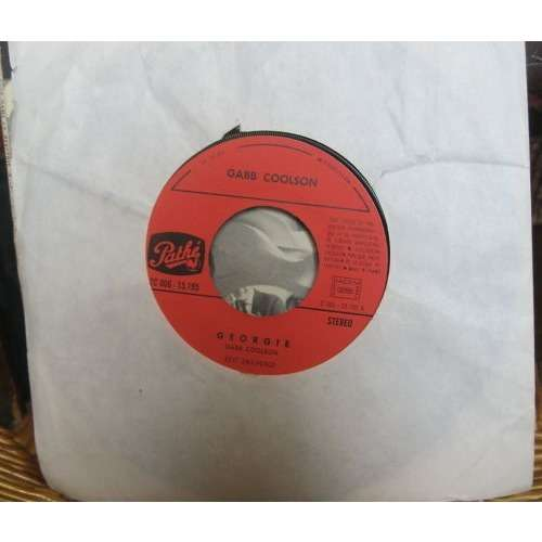 GABB COOLSON JUBILATION / GEORGIE ( afro funk rare )