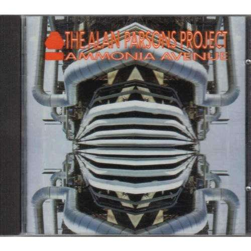 Ammonia Avenue By Alan Parsons Project Cd With Kroun2