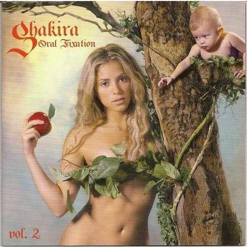 Shakira Oral Fixation vol.2