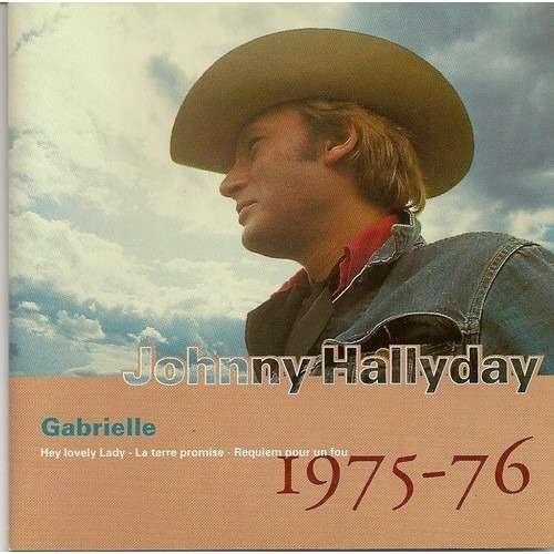 Johnny Hallyday Gabrielle 1975-1976