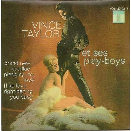 Brand New Cadillac By Vince Taylor Cds With Kroun2 Ref 2300229980
