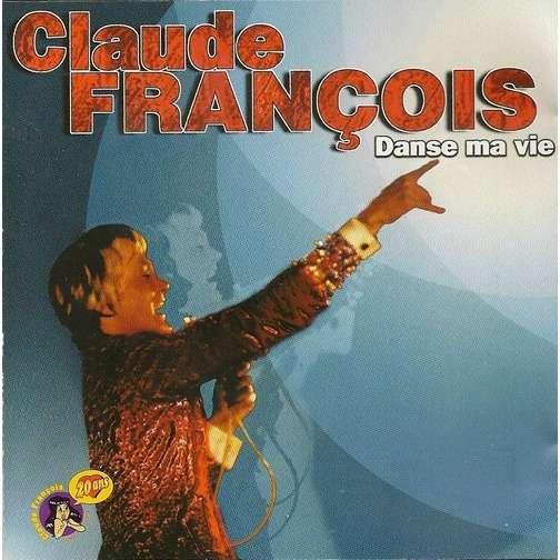 claude françois Danse ma vie