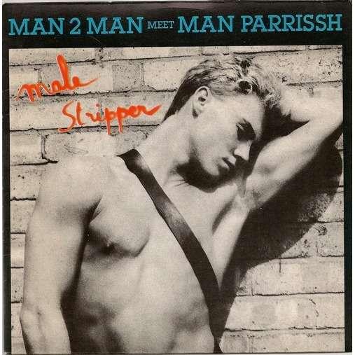 Male stripper (part one)/male stripper (part two) de Man 2 Man ...