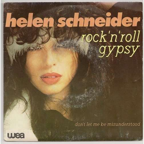 helen schneider with the kick