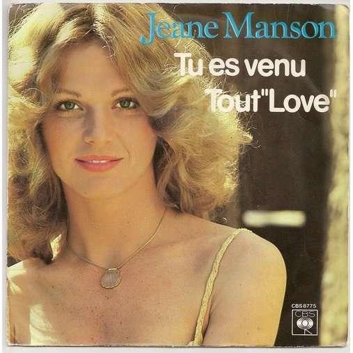 Jeane Manson - Tu Es Venu / Tout