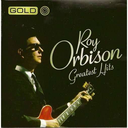 Gold Greatest Hits By Roy Orbison Cd Box With Kroun2