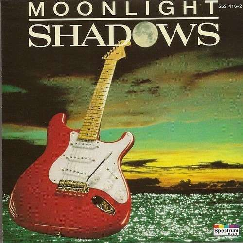 Moonlight Shadows By The Shadows Cd With Kroun2 Ref