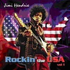 Jimi Hendrix Rockin' The Usa /Vol.1 ( 6 cd box )