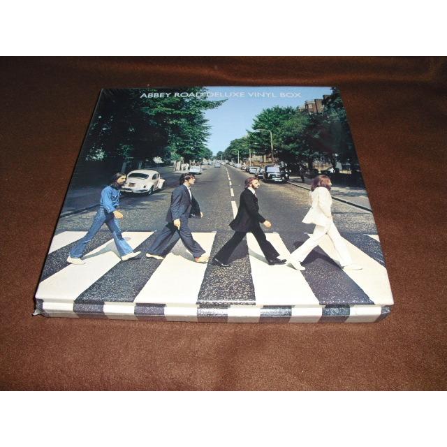 BEATLES THE Abbey Road Deluxe Vinyl Box