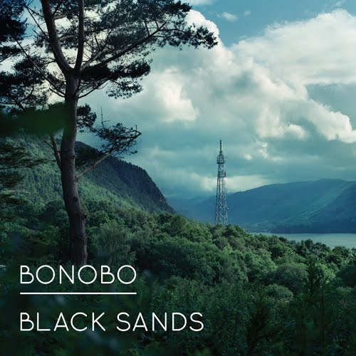 bonobo black sands ( 2 lp )