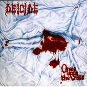 Deicide Once Upon The Cross  ( lp )
