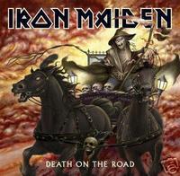 Iron maiden death on the road ( 2 lp )
