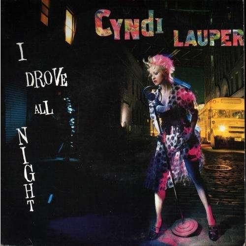 Cyndi Lauper i Drove All Night Album Cyndi Lauper i Drove All Night