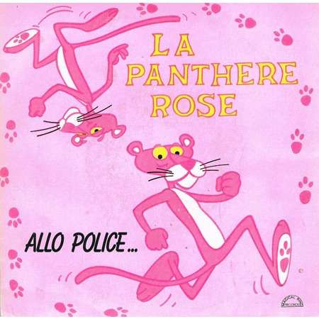 La panth re rose allo police de la panth re rose sp chez lerayonvert - Dessin anime de la panthere rose et ses amis ...
