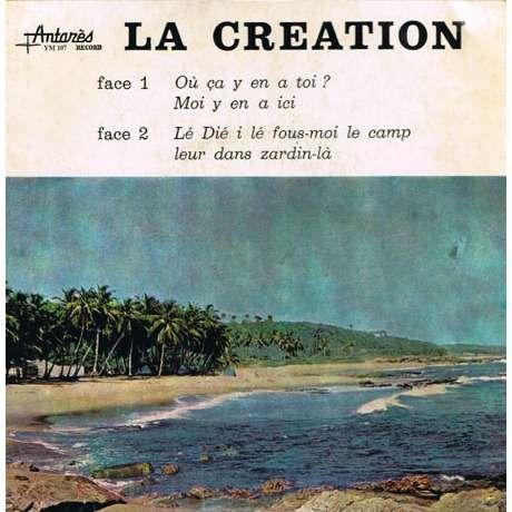abbé paul kodjo la création