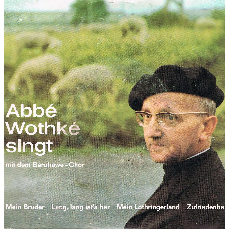 Abbé Wothké - singt 4
