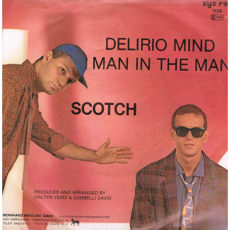 Scotch Delirio Mind