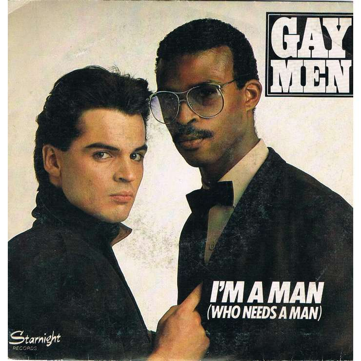 Gay Men I 39 M A Man Who Needs A Man Not That There 39 S Anything Wrong With That Pcc Insane